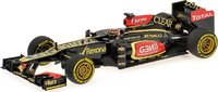 2013 LOTUS F1 TEAM RENAULT - KIMI RAIKKONEN - SHOWCAR Diecast Model Car in 1:43 Scale by Minichamps