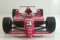 1986 March 86C Winner Indy 500 Bobby Rahal by Replicarz in 1:18 Scale