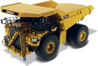 Cat® 797F Mining Truck Tier 4 in 1:50 scale by Diecast Masters