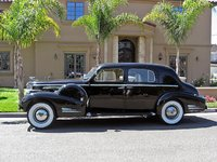1938 Cadillac V16 Series 90 Cer.TC Fleetwood in 1:43 Scale by GIM