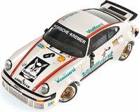 1976 Porsche 934 Vaillant Bob Wollek Norisring EGT Model in 1:18 Scale by Minichamps