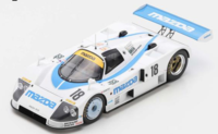 Mazda 787 B #18 Le Mans 1991  in 1:18 Scale by Spark