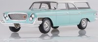 1962 Chrysler Newport Town & Country Wagon in 1:18 Scale by BoS Models