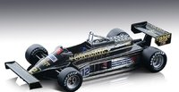 Lotus 87 #12 1981 British GP Nigel Mansel in 1:18 scale by Tecnomodel