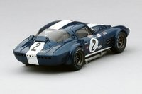 Chevrolet Corvette Grand Sports Coupe #2 1964 Sebring 12 Hrs Model Car in 1:43 Scale by True Scale Miniatures