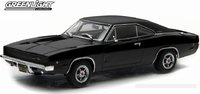 1968 Dodge Charger Steve McQueen Bullitt in 1:43 Scale by Greenlight