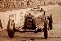 Alfa Romeo P3 Caracciola GP Winner 1932 #6 in 1:18 Scale by CMC