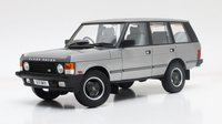 1990 Range Rover Classic Vogue, silver in 1:18 scale by Cult Models