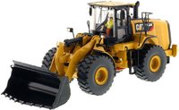 Cat® 966M Wheel Loader in 1:50 scale by Diecast Masters