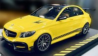 DarwinPRO Widebody Mercedes-Benz C63s AMG in 1:18 scale by GLM