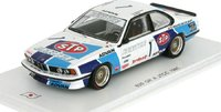 "1985 BMW 635 Csi ""STP"" n.1 Intertec Model Car in 1:43 Scale by Spark"