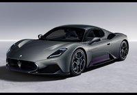 2020 Maserati MC20 Grigio Mistero in 1:18 Scale by BBR