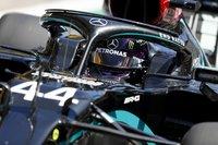 Mercedes-AMG F1 W11 EQ Performance No.44  Winner Styrian GP 2020 Lewis Hamilton in 1:43 scale by Spark