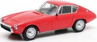 1964 Ghia 1500 GT Coupe in Red Diecast Model Car in 1:43 Scale by Matrix