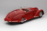 1938 Alfa Romeo 8C 2900B Spider  Model Car in 1:18 Scale by Truescale Miniatures