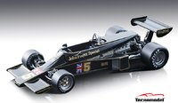 Lotus 77 #5 1976 Brazilian GP Ronnie Peterson in 1:18 Scale by Tecnomodel
