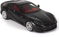 Ferrari 812 Superfast in New Black Daytona in 1:43 Scale by BBR LE 48