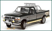 1996 FORD SPORTSMAN F150 FIELD & STREAM P/U TRUCK in 1:24 scale by Franklin Mint