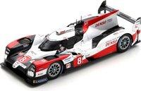 Toyota TS050 Hybrid No. 8 Toyota Gazoo winner 24 hr. Lemans 2020 Buemi/Hartley/Nakajima in 1:43 scale by Spark Racing