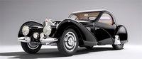 1937 Bugatti 57SC Atalante sn57523 original in 1:18 Scale by Ilario
