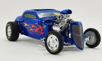 1934 BLOWN ALTERED COUPE RAT FINK in 1:18 scale by GMP