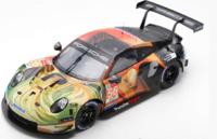 Porsche 911 RSR #56 Winner Le Mans 2019  in 1:12 Scale by Spark