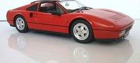 1985 Ferrari 328 GTS red in 1:18 scale by KK Diecast