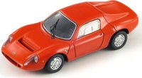 ABARTH OT 1300 1966 Diecast Model Car in 1:43 Scale by Spark