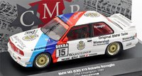 BMW M3 E30 DTM Champion #15 1989 in 1:43 Scale by CMR