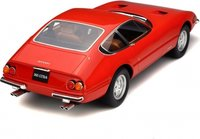 365 GTB/4 Daytona in Red Resin Model Car in 1:12 Scale by GT Spirit