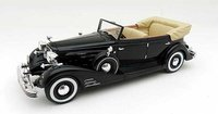 1933 Cadillac Fleetwood Allweather Phaeton Resin Model Car in 1:43 Scale by Neo