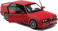 1990 BMW M3 E30 in red 1:18 scale by Solido