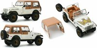 1979 Jeep CJ-7 Golden Eagle Dixie 1:18 scale by Greenlight
