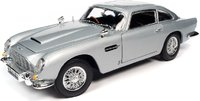 James Bond 1965 Aston Martin DB5 Coupe (No Time to Die) in 1:18 scale by Auto World
