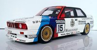 BMW E30 M3 Warsteiner in 1:12 Scale by Otto Mobile