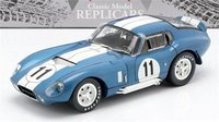 Shelby Cobra Daytona 24h Le Mans #11 1965 in 1:18 Scale by CMR