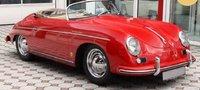 Porsche 356 Speedster 1954 Red in 1:18 scale by Norev