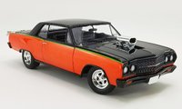 1965 Chevrolet Chevelle SS Drag Outlaws in 1:18 Scale by Acme