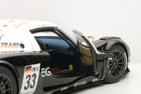 2010 Maserati MC12 FIA GT1 Championship, A. Heger/A.Mueller #33  Diecast Model Car in 1:18 Scale by AUTOart