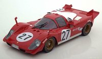Ferrari 512 S 24h Daytona 1970 #27 in 1:18 Scale by CMR