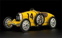 1924 Bugatti T35 Belgium Diecast Model Car by CMC in 1:18 Scale