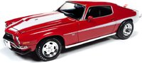 1971 Chevy Camaro (Baldwin Motion Phase III) Diecast Model in 1:18 Scale by Auto World