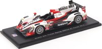 2014 Muscle Milk ORECA 03 Nissan K. Graf - L. Luhr Model Car in 1:43 Scale by Spark