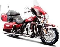 2013 Harley Davidson FLHTK Electra Glide Ultra Limited in 1:12 by Maisto