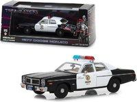 1977 Dodge Monaco Metropolitan Police The Terminator (1984) in 1:43 scale by Greenlight