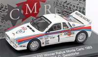 Lancia 037 Winner Rallye Monte Carlo 1983 in 1:43 Scale by CMR