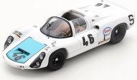 Porsche 910 #46 24H Le Mans 1970 POIROT/KRAUS in 1:43 by Spark