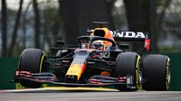RED BULL RACING HONDA RB16B NO.33 WINNER EMILIA ROMAGNA in 1:18 scale by Spark