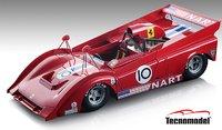 Ferrari 712 #10 Can Am Watkins Glen 1974  Team NART in 1:18 Scale by Tecnomodel