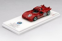 1971 Alfa Romeo Tipo 33/3 #33 Can-AM Watkins Glen 6 Hrs H. Pescarolo/R. Stomme Model Car in 1:43 Scale by Truescale Miniatures